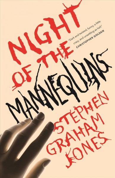 Cover of Night of the Mannequins