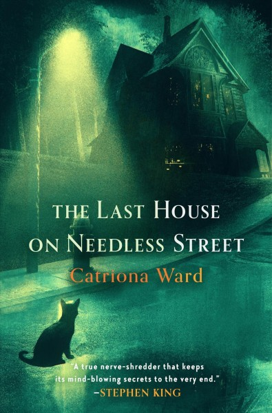 Cover of The Last House on Needless Street