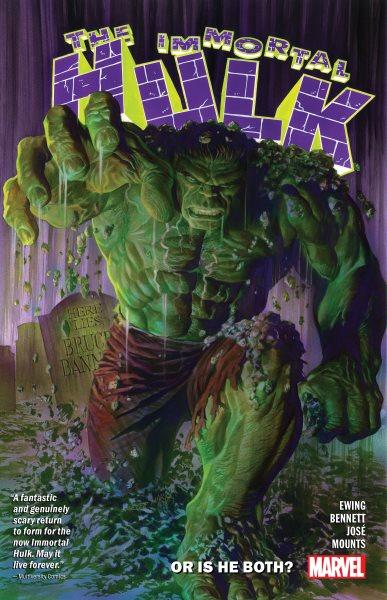 Cover of Immortal Hulk