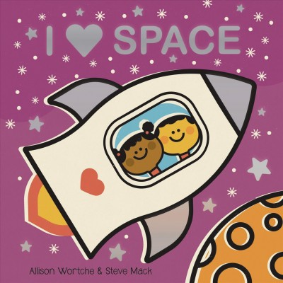 Cover of I Love Space
