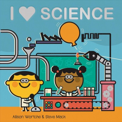 Cover of I Love Science