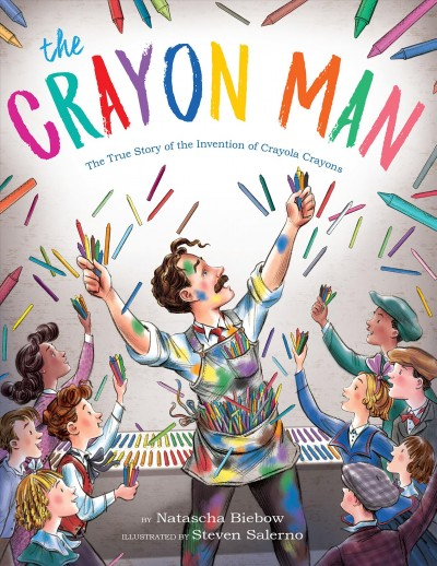 Cover of The Crayon Man