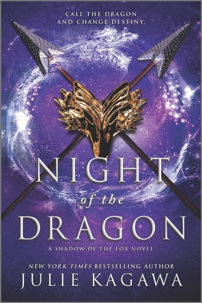 Cover of Night of the Dragon