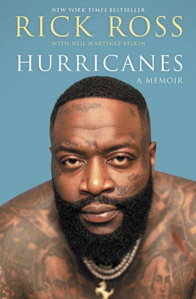Cover of Hurricanes: A Memoir