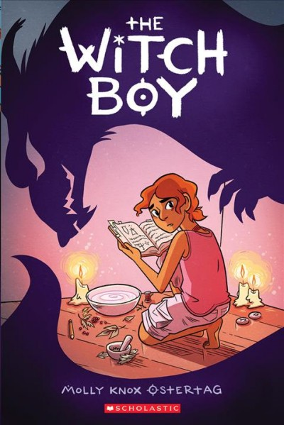 Cover of The Witch Boy