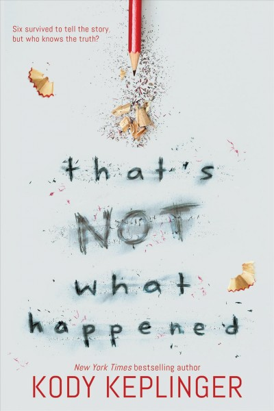 Cover of That's Not What Happened