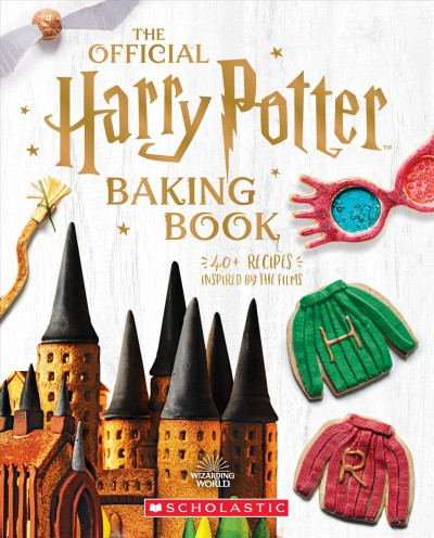 Cover of The Official Harry Potter Baking Book: 40+ Recipes Inspired by the Films