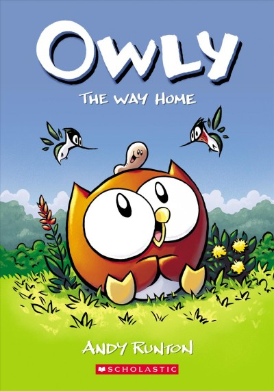 Cover of Owly: The Way Home