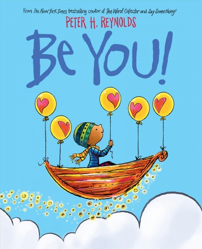 Cover of Be You!