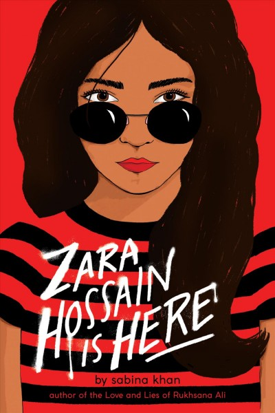Cover of Zara Hossain Is Here