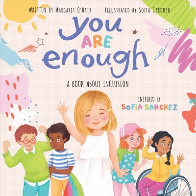 Cover of You Are Enough