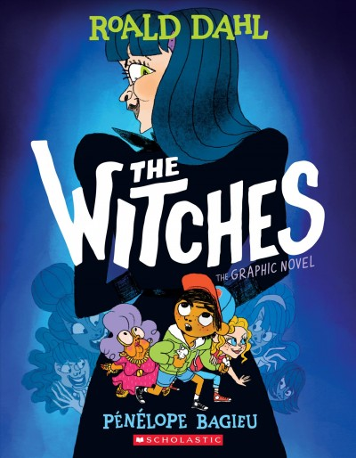 Cover of The Witches: The Graphic Novel