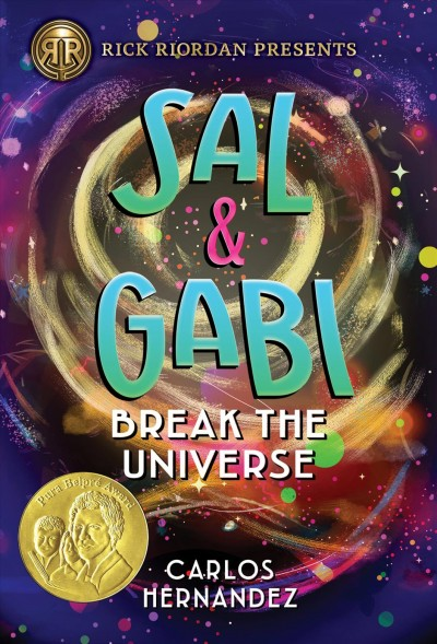 Cover of Sal and Gabi Break the Universe