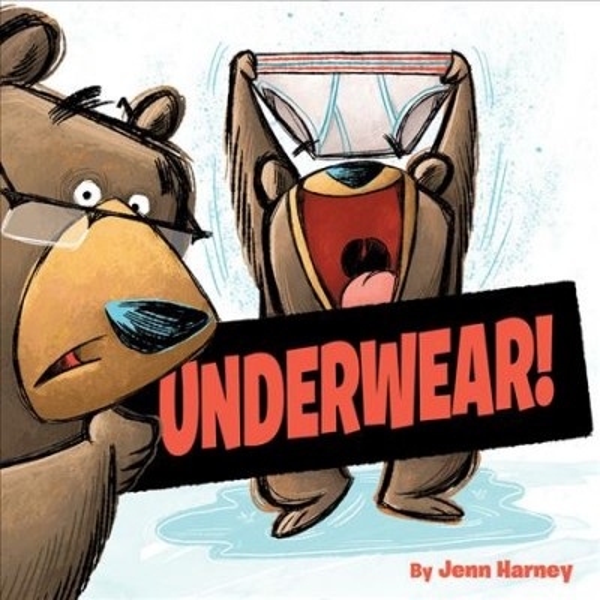 Cover of Underwear!