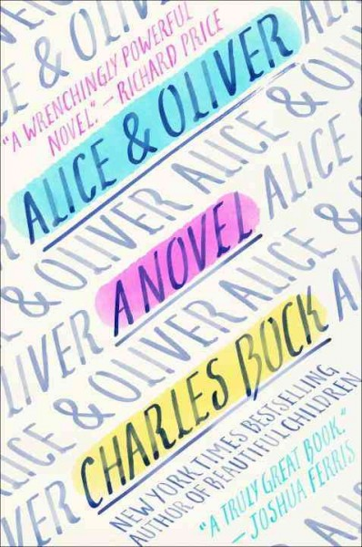 Cover of Alice & Oliver