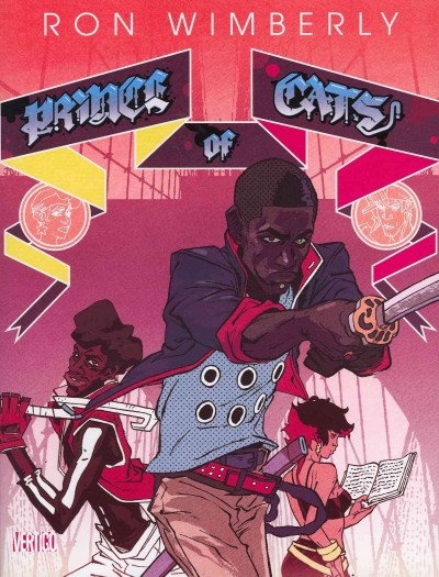 Cover of Prince of Cats