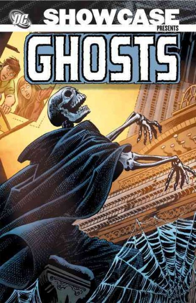 Cover of Showcase Presents: Ghosts Vol. 1