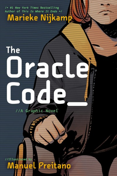 Cover of The Oracle Code
