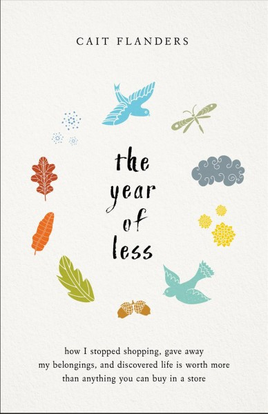 Cover of The Year of Less
