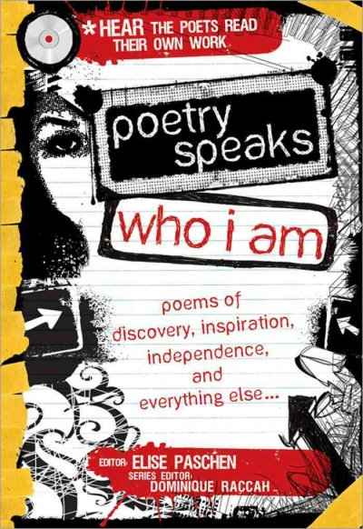 Cover of Poetry Speaks Who I Am