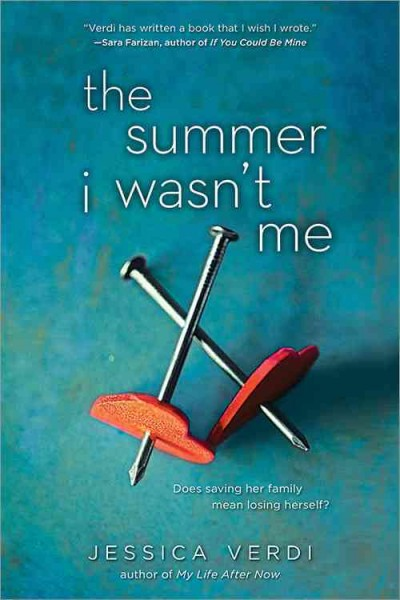 Cover of The Summer I Wasn't Me