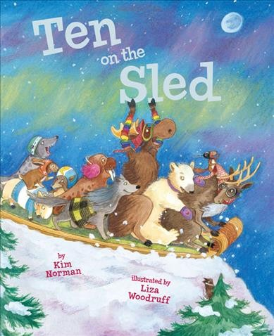 Cover of Ten on the Sled