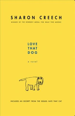 Cover of Love That Dog