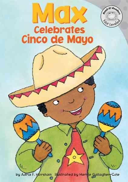 Cover of Max Celebrates Cinco de Mayo