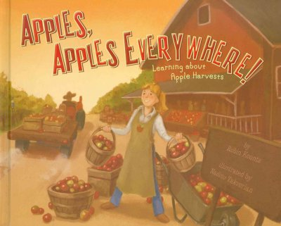Cover of Apples, Apples Everywhere!