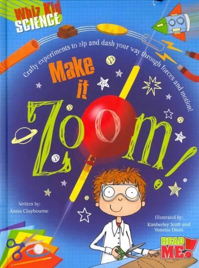Cover of Make It Zoom!