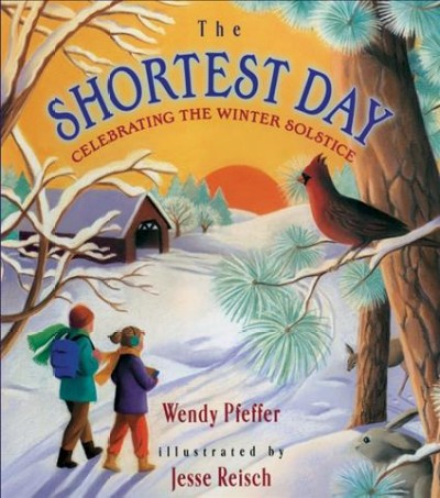 Cover of The Shortest Day: Celebrating the Winter Solstice