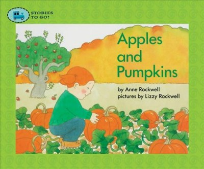 Cover of Apples and Pumpkins