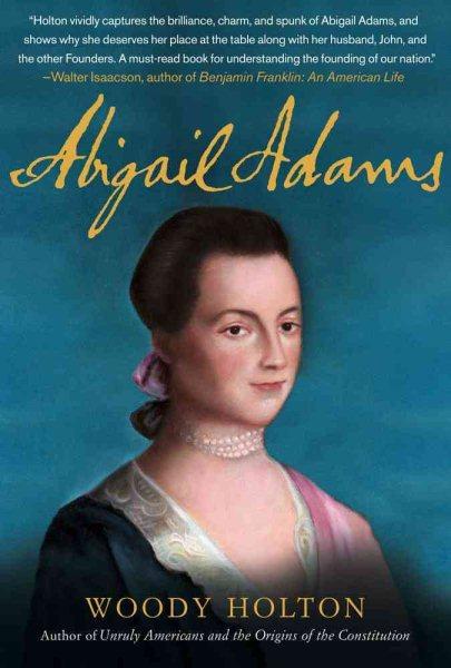 Cover of Abigail Adams