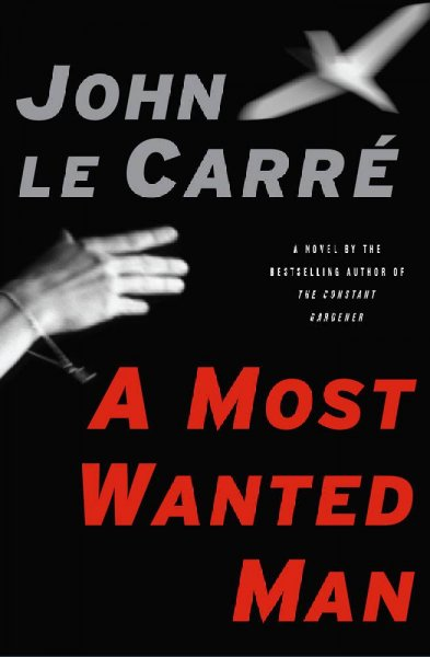 Cover of A Most Wanted Man
