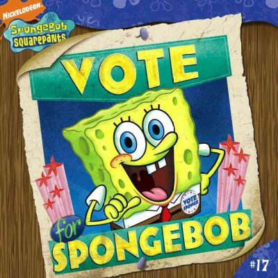 Cover of Vote for Spongebob