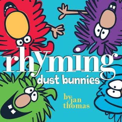 Cover of Rhyming Dust Bunnies