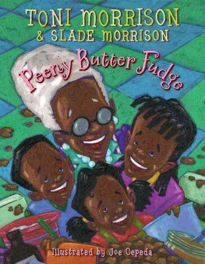 Cover of Peeny Butter Fudge
