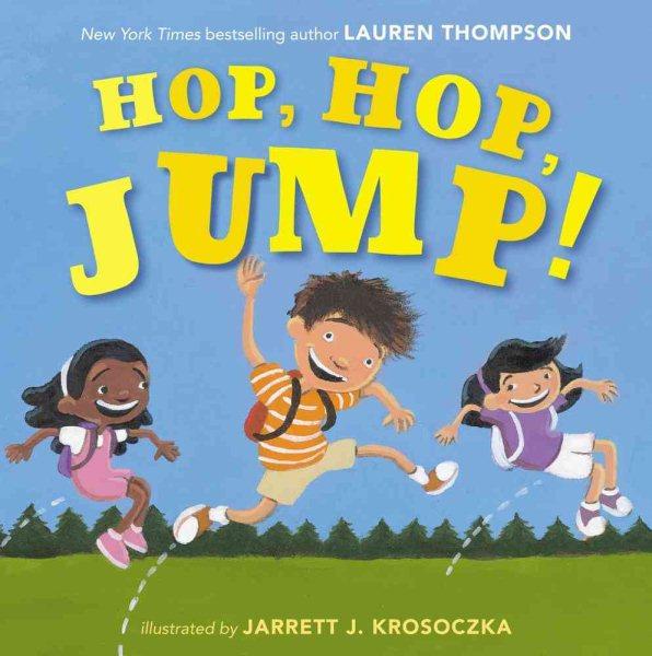 Cover of Hop, Hop, Jump!