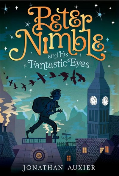 Cover of Peter Nimble and His Fantastic Eyes