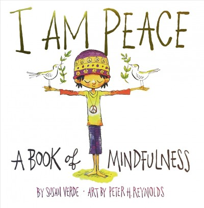 Cover of I am Peace: a book of mindfulness