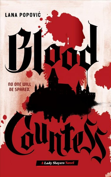 Cover of The Blood Countess