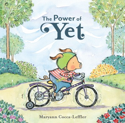 Cover of The Power of Yet