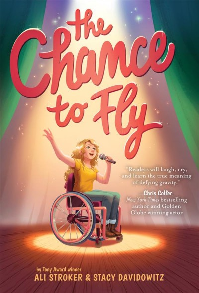 Cover of The Chance to Fly