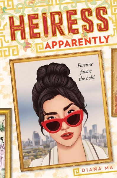 Cover of Heiress Apparently