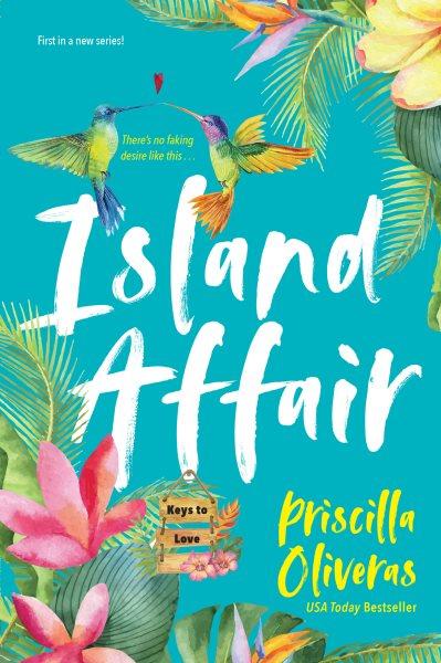 Cover of Island Affair
