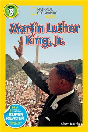 Cover of Martin Luther King, Jr.