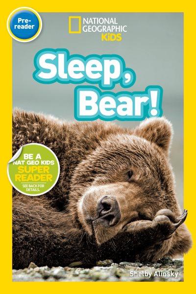 Cover of Sleep, Bear!