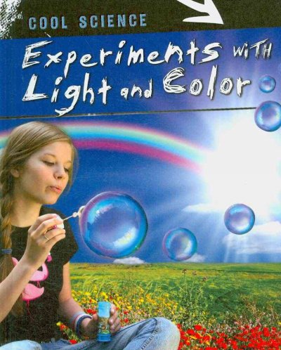 Cover of Experiments with Light and Color