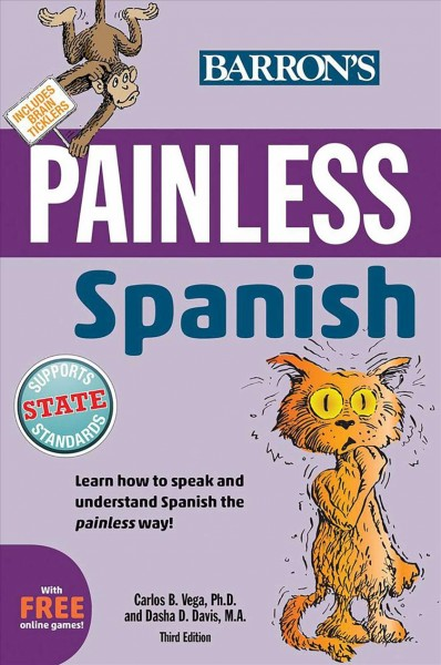 Cover of Painless Spanish