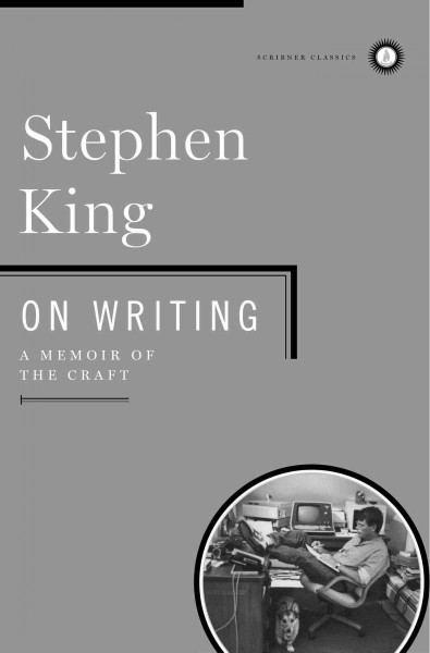 Cover of On Writing: A Memoir of the Craft